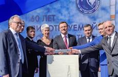 Глава региона заложил первый камень в фундамент Самарского планетария