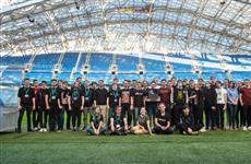 """Студенты """"Сириуса"""" отразили кибератаки на олимпийский стадион """"Фишт"""""""