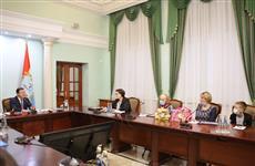 Погорельцы из Борского района получили социальные выплаты на покупку жилья