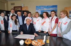 148 самарцев стали волонтерами избирательного штаба Владимира Путина