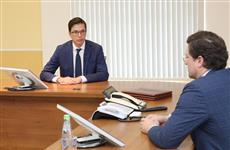 Глеб Никитин провел рабочую встречу с Юрием Шалабаевым