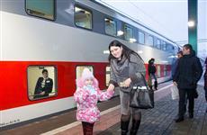 Школьники с 10 до 17 лет теперь смогут ездить на поездах за полцены круглый год