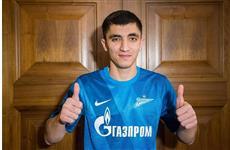 """Ибрагим Цаллагов подписал соглашение с """"Зенитом"""" на 3,5 года"""