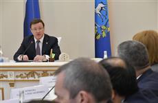 Дмитрий Азаров провел заседание Совета по улучшению инвестклимата в регионе