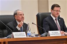 В Самаре обсудили подготовку к юбилею Великой Победы