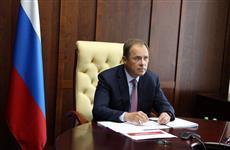 Игорь Комаров провел совещание с высшими должностными лицами регионов ПФО