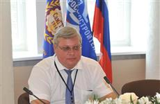 Дмитрия Быкова переизбрали на должность ректора СамГТУ