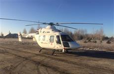 Четыре вылета совершили нижегородские медицинские авиабригады в новогодние праздники
