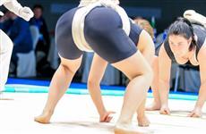 Самарская юниорка взяла бронзу первенства Европы по сумо