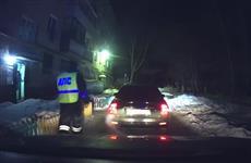 В Жигулевске полицейские повторно задержали водителя без прав и с признаками опьянения