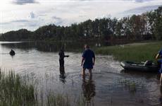 В Алексеевском районе утонул пожилой мужчина