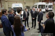 В Ульяновской области запустят современное производство автомобилей спецназначения