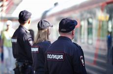 В Сызрани подростки закидали поезд камнями