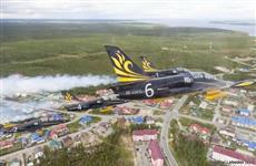 Небо над Самарой и Тольятти пилоты раскрасят в цвета российского флага