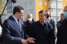 Глеб Никитин и Андрей Турчак обсудили комплексное развитие территорий в нижегородской агломерации