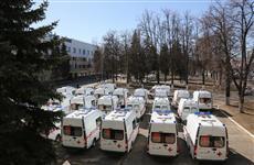 Ключи от 24 новых автомобилей скорой помощи переданы медицинским учреждениям Нижегородской области
