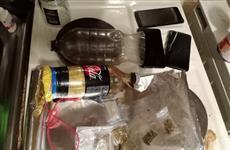 """В Тольятти полицейские изъяли 800 г """"синтетики"""""""