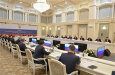 Дмитрий Азаров принял участие в заседании Cовета ПФО