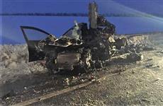 В Елховском районе в ДТП с фурой погиб водитель легковушки
