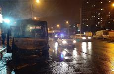 Стало известно, как спаслись пассажиры загоревшейся в Тольятти маршрутки
