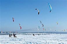Кубок мира по сноукайтингу пройдет в конце февраля в Тольятти
