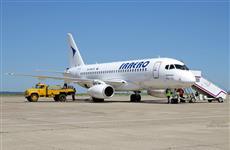 """""""ИрАэро"""" с 31 мая открывает рейс из Самары в Геленджик"""