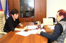 Председатель Самарской городской думы Галина Андриянова провела прием граждан