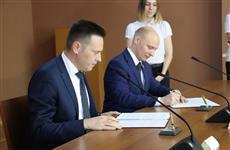 Правительство Самарской области и крупные торговые сети подписали ряд соглашений о сотрудничестве