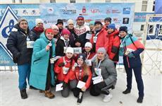 Благотворительный лыжный забег в Перми собрал 340 тысяч рублей для больных детей