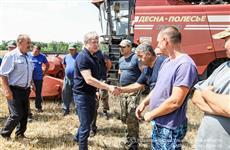 Министр сельского хозяйства РФ отметил высокие показатели урожайности зерновых по итогам 2020 года в Ульяновской области