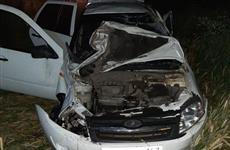 Водитель Lada Granta серьезно пострадал в ДТП в Ставропольском районе