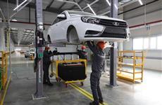 АвтоВАЗ начал серийную сборку автомобилей в Узбекистане