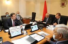 Дмитрий Азаров предложил белорусским партнерам начать сотрудничество по ряду отраслей