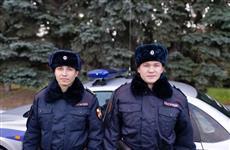 В Сызрани сотрудники Росгвардии помогли вернуться домой заблудившемуся участнику ВОВ