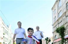 В Самарской области отметили международный День защиты детей