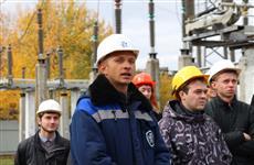 Самарская сетевая компания отметила юбилей подстанции электроквестом