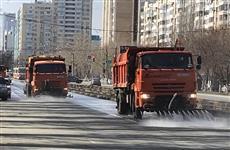 В Самаре началась санитарная обработка улиц