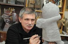 Самарец Юрий Малыгин участвовал в суздальской ярмарке керамики