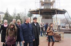 В Тольятти реконструкция знаковых мест будет завершена до празднования юбилея Великой Победы