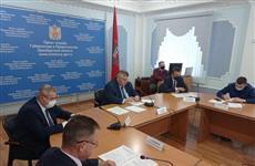 На заседании КЧС Оренбургской области обсудили безопасное прохождение осенне-зимнего периода