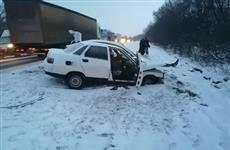 Пять человек пострадали в ДТП на трассе М-5 под Жигулевском