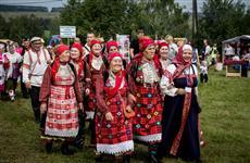 """Праздник деревенской культуры """"ГуртFEST"""" прошел в Удмуртии в четвертый раз"""
