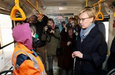 Общественный транспорт в Самаре проходит санобработку