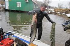 В Прибрежном прошел первый чемпионат области по подводной охоте