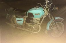 В Сергиевском районе при столкновении с легковушкой пострадал мотоциклист