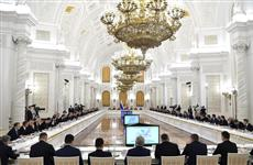 Дмитрий Азаров принял участие вГоссоветепоаграрной политике