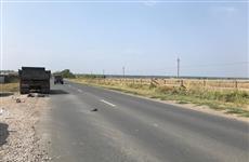 В Ставропольском районе под колесами Камаза погиб пешеход
