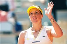 Анастасия Павлюченкова проиграла чешке Барборе Крейчиковой в финале Roland Garros