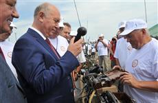 """Николай Меркушкин: """"ДОСААФ делает все, чтобы сохранить главные патриотические ценности для новых поколений"""""""