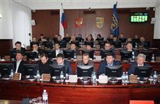 Депутаты гордумы Тольятти рассмотрели отчет администрации города о покупке жилья сиротам